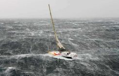 Sailing Tactics for High Winds and Waves
